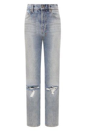 Женские джинсы KSUBI голубого цвета, арт. 5000004489 | Фото 1