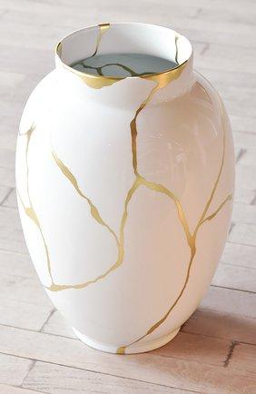 Мужская ваза kintsugi BERNARDAUD разноцветного цвета, арт. 1834/22757 | Фото 2