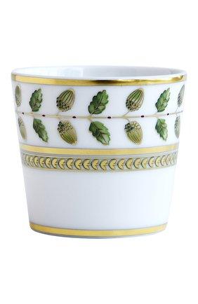 Мужского стакан для сахара constance BERNARDAUD зеленого цвета, арт. 0657/5575 | Фото 1
