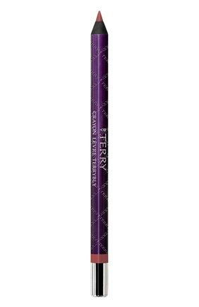 Женский карандаш для губ terrybly, оттенок 2 rose contour BY TERRY бесцветного цвета, арт. 1141402200 | Фото 1