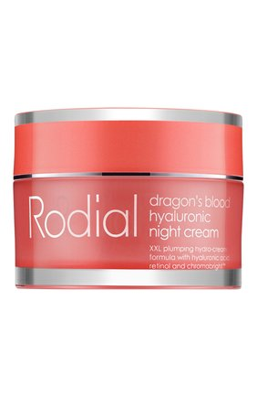 Женское ночной крем с гиалуроновой кислотой с экстрактом красной смолы RODIAL бесцветного цвета, арт. 5060027062172 | Фото 1