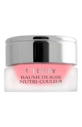 Женский бальзам для губ baume de rose nutri-couleur, №1 BY TERRY бесцветного цвета, арт. 6141002010 | Фото 1