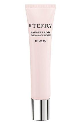 Женского скраб для губ baume de rose BY TERRY бесцветного цвета, арт. V18300003 | Фото 1
