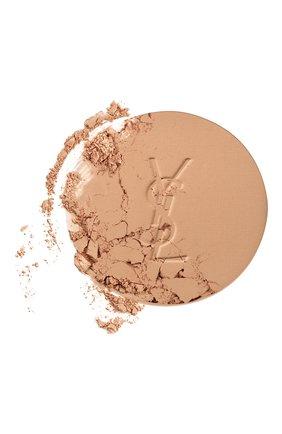 Женская пудра all hours powder, оттенок b30 YSL бесцветного цвета, арт. 3614272622623   Фото 2