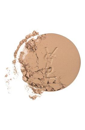 Женская пудра all hours powder, оттенок b45 YSL бесцветного цвета, арт. 3614272622647   Фото 2