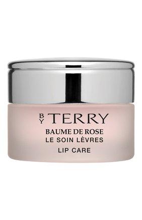 Женского питательный бальзам для губ baume de rose BY TERRY бесцветного цвета, арт. V18300008 | Фото 1