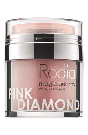 Женское дневной гель для лица pink diamond RODIAL бесцветного цвета, арт. 5060027068655 | Фото 1