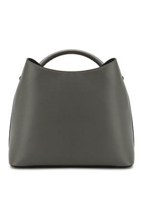 Женская сумка raisin ELLEME серого цвета, арт. RAISIN/C0W LEATHER | Фото 1