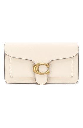 Женская сумка tabby 26 COACH белого цвета, арт. 73995   Фото 1
