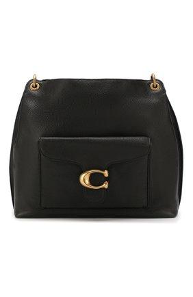 Женская сумка tabby COACH черного цвета, арт. 78207 | Фото 1