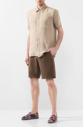 Мужские текстильные эспадрильи CASTANER темно-серого цвета, арт. 021828 | Фото 2