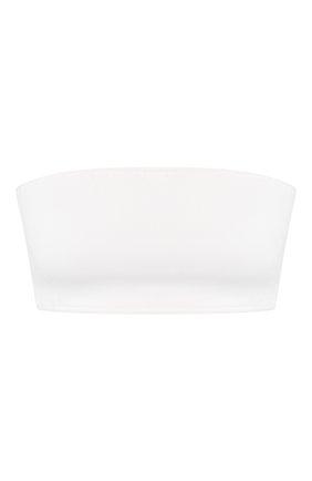 Женская топ-бандо TOM FORD белого цвета, арт. BRK001-YAX201 | Фото 1