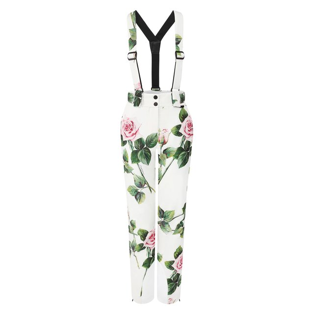 Утепленные брюки Dolce & Gabbana