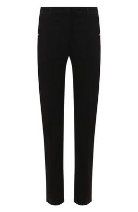 Женские джинсы NO. 21 черного цвета, арт. 20E N2P0/B011/0414 | Фото 1