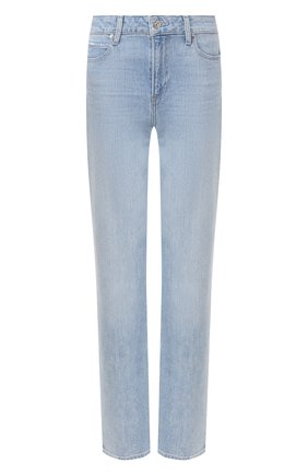 Женские джинсы PAIGE голубого цвета, арт. 6211B61-7485 | Фото 1