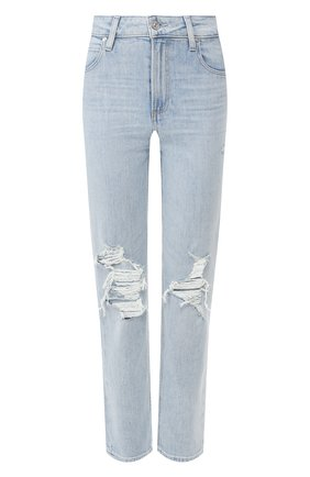Женские джинсы PAIGE голубого цвета, арт. 5684B61-7484 | Фото 1