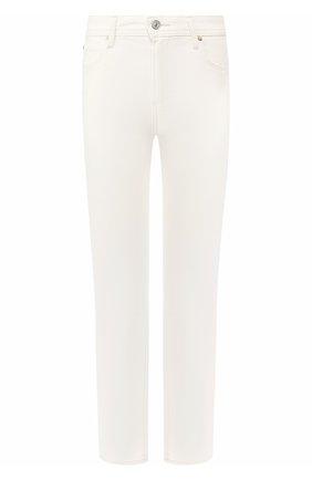 Женские джинсы PAIGE белого цвета, арт. 5675208-7421 | Фото 1
