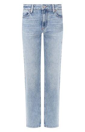 Женские джинсы PAIGE голубого цвета, арт. 4223B61-7583 | Фото 1