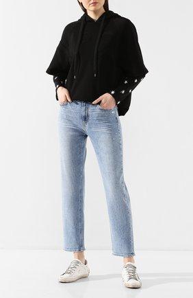 Женские джинсы PAIGE голубого цвета, арт. 4223B61-7583 | Фото 2
