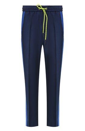 Мужской брюки ICEBERG темно-синего цвета, арт. 20E I1P0/B140/5516   Фото 1