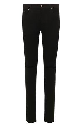 Мужские джинсы AMIRI черного цвета, арт. Y0M01393SD | Фото 1