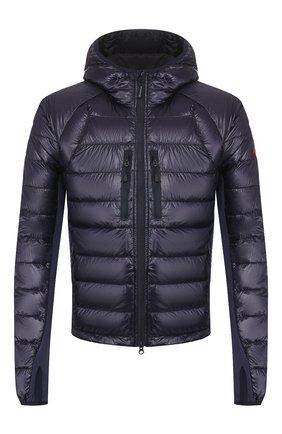 Мужская пуховая куртка hybridge lite CANADA GOOSE синего цвета, арт. 2703M | Фото 1