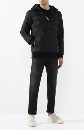Мужская пуховый анорак wilmington CANADA GOOSE черного цвета, арт. 2212M | Фото 2
