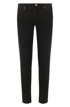 Мужские джинсы 2 MEN JEANS темно-серого цвета, арт. MARC0/Y493T | Фото 1