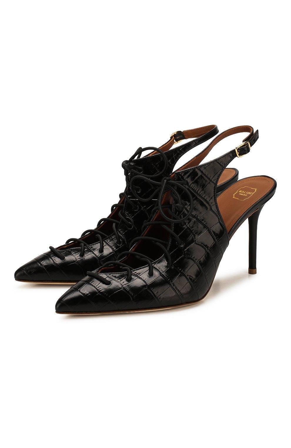Кожаные туфли Alessandra   Фото №1