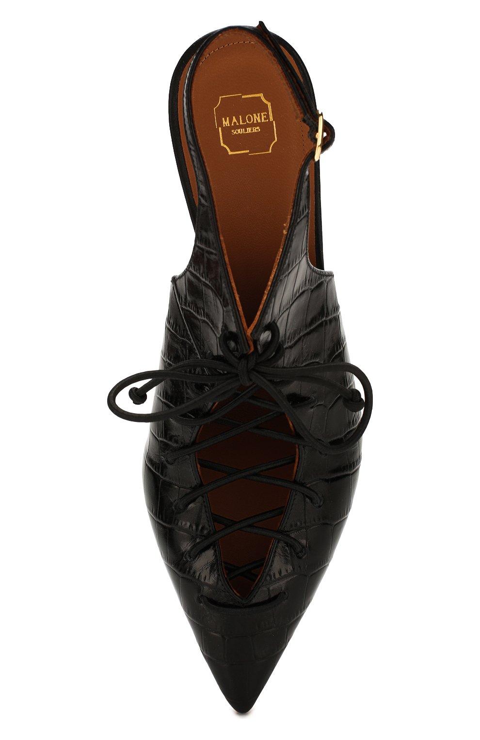 Кожаные туфли Alessandra   Фото №5