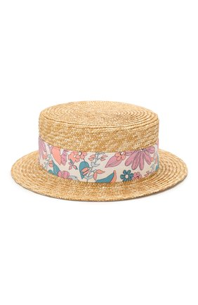 Детская шляпа CHLOÉ разноцветного цвета, арт. C11170 | Фото 2