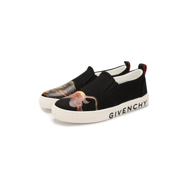 Слипоны Givenchy — Слипоны