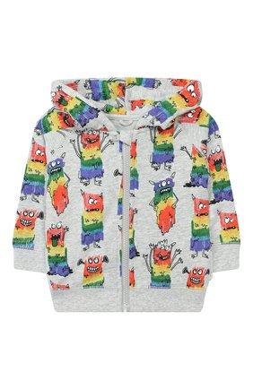 Детский комплект из толстовки и брюк STELLA MCCARTNEY разноцветного цвета, арт. 600140/S0J24 | Фото 2