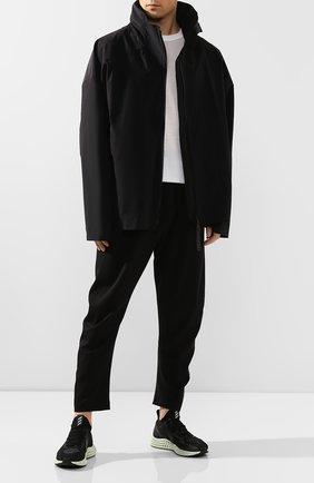 Мужские кроссовки alphaedge 4d reflective ADIDAS черного цвета, арт. FV4686   Фото 2