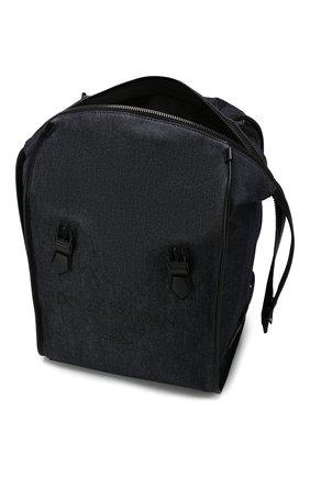 Мужской текстильный рюкзак edge DOLCE & GABBANA синего цвета, арт. BM1799/AJ909 | Фото 4