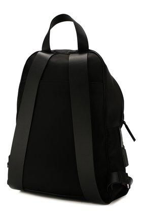 Мужской текстильный рюкзак valentino garavani vlogo VALENTINO черного цвета, арт. TY2B0887/MLI | Фото 3