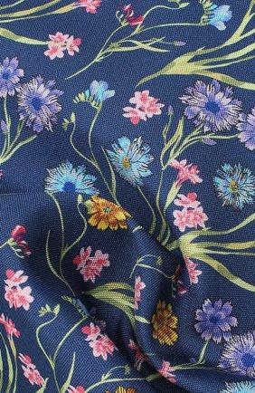 Мужской шелковый платок ETON синего цвета, арт. A000 32308 | Фото 2