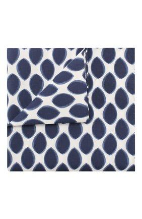 Мужской хлопковый платок ETON синего цвета, арт. A000 32328 | Фото 1
