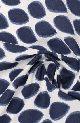 Мужской хлопковый платок ETON синего цвета, арт. A000 32328 | Фото 2
