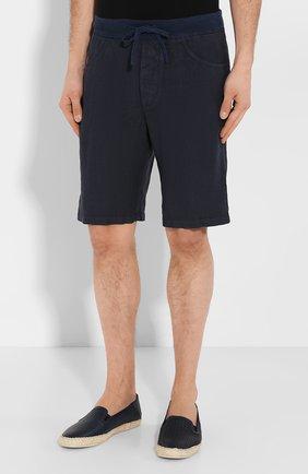 Льняные шорты   Фото №3