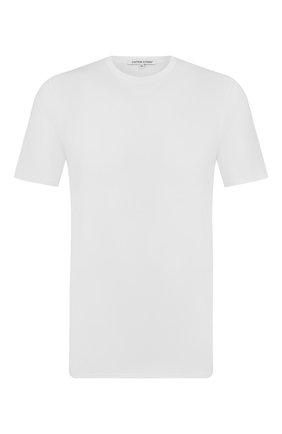 Мужская хлопковая футболка COTTON CITIZEN белого цвета, арт. M60011 | Фото 1