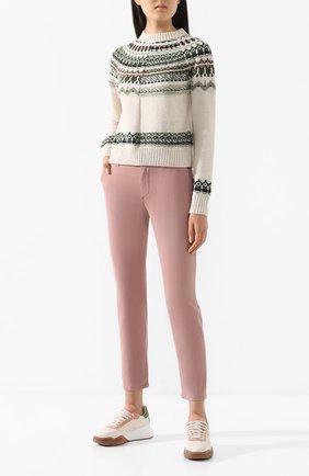 Женские джинсы AG розового цвета, арт. SBW1613/FRRS | Фото 2