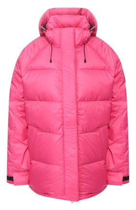 Женский пуховая куртка approach CANADA GOOSE розового цвета, арт. 2078L | Фото 1