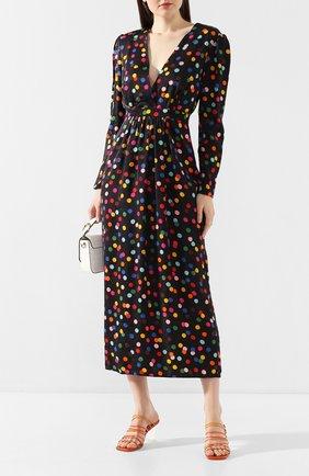 Женское платье из вискозы RACIL разноцветного цвета, арт. RS10-D18-F-ASTRID   Фото 2