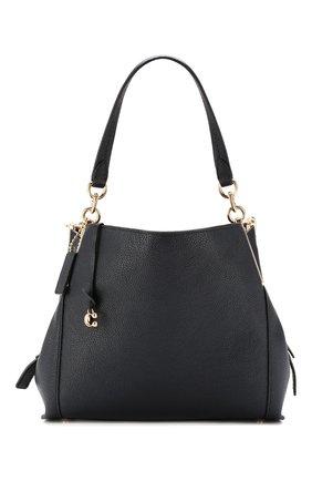Женская сумка dalton COACH темно-синего цвета, арт. 73546 | Фото 1