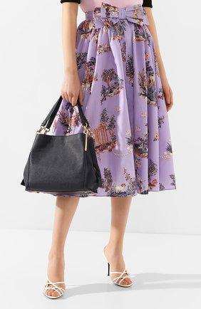 Женская сумка dalton COACH темно-синего цвета, арт. 73546 | Фото 2