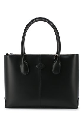 Женская сумка  d-styling TOD'S черного цвета, арт. XBWDBAA0300RII | Фото 1
