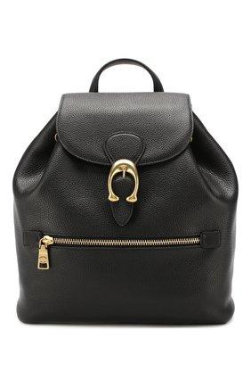 Женский рюкзак evie COACH черного цвета, арт. 68380 | Фото 1