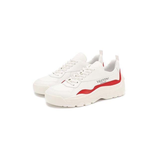 Кожаные кроссовки Valentino Garavani Gumboy Valentino — Кожаные кроссовки Valentino Garavani Gumboy