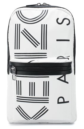 Женский рюкзак crew KENZO белого цвета, арт. F965SF220F24 | Фото 1